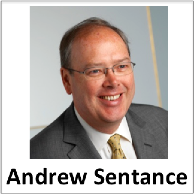 Dr Andrew Sentance PwC